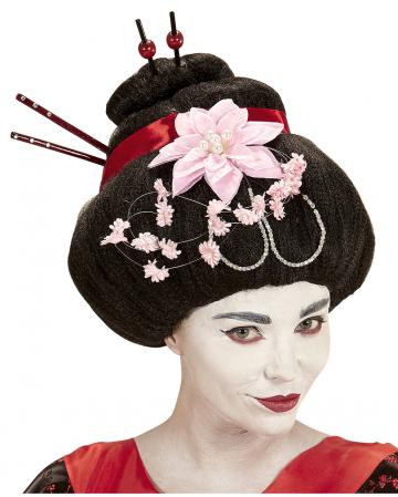 Noble Geisha Wig