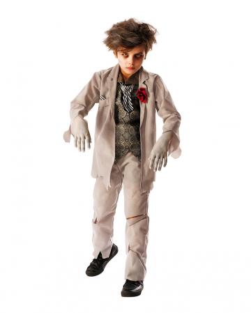 Ghost Groom Costume For Children