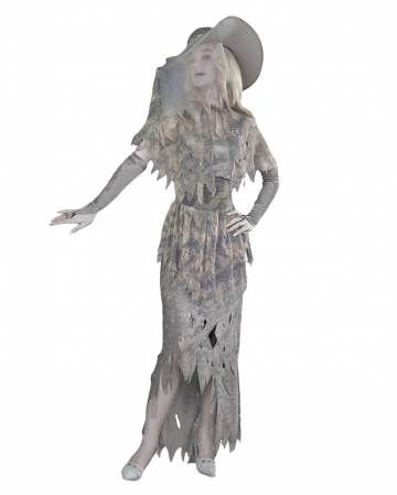 Ghost Lady Lady Costume