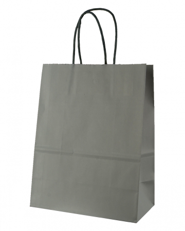 Gift Bag Gray Big