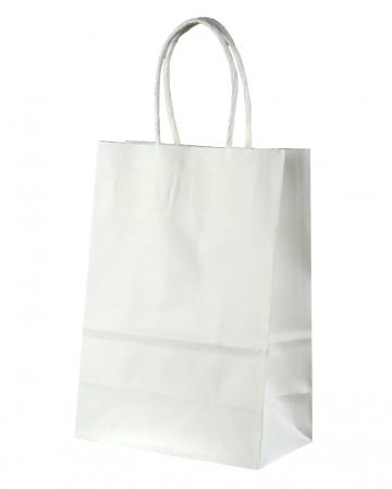 Gift Bag White Small