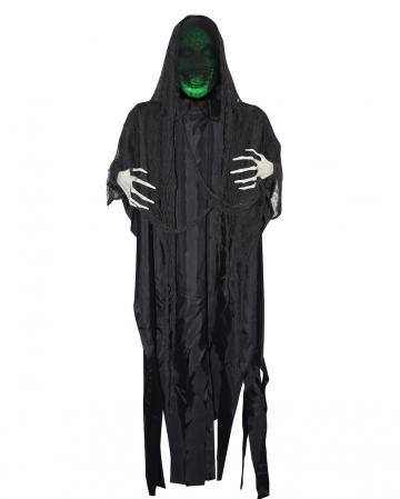 Faceless Grim Reaper Who Speaks