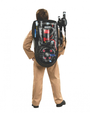 Ghostbusters inflatable backpack for kids