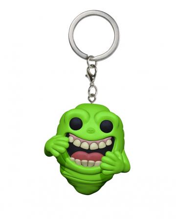 Ghostbusters Slimer Funko POP! Keyring Pendant