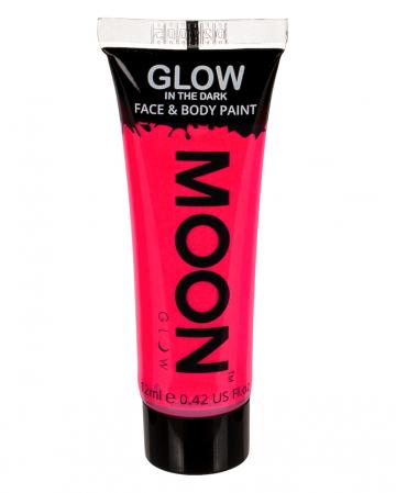 Fluoreszierendes Make-up Neon Pink