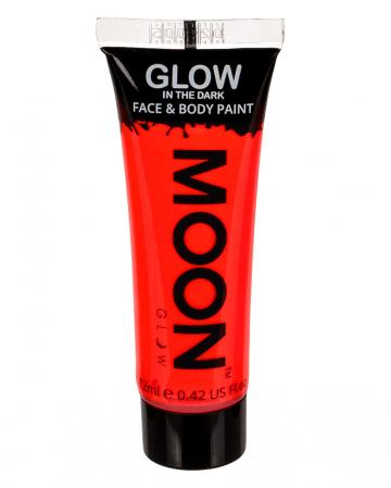 Fluoreszierendes Make-up Neon Rot