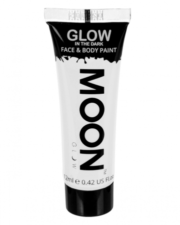 Fluoreszierendes Make-up Transparent