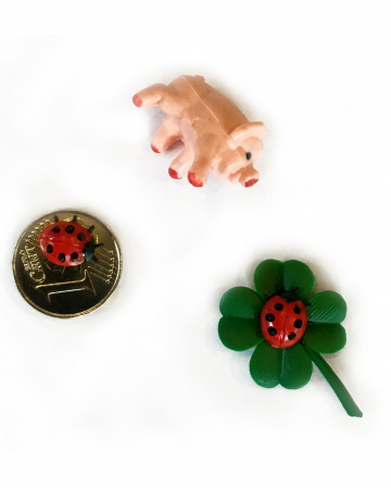 Lucky Charm Set Of 3