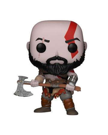 Kratos God of War 4 Funko POP! Figur