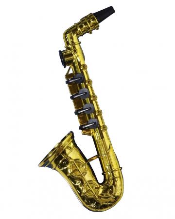 Goldenes Saxophone