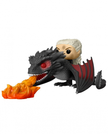 GOT Daenerys On Drogon Funko POP! Vinyl Figure
