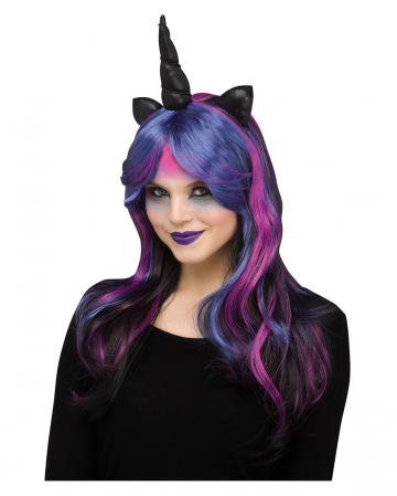 Gothic Unicorn Wig