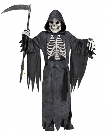 Grave Keeper Children Costume