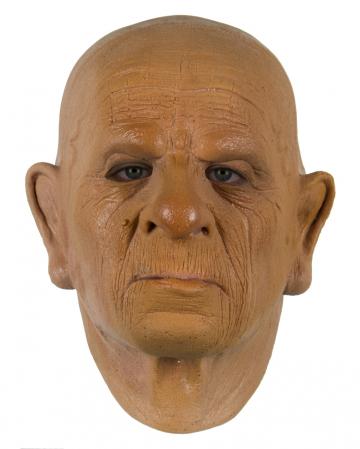 Grandpa Foam Latex Mask