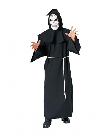 Black Grim Reaper Robe