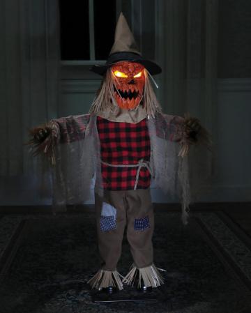 Schaurige Vogelscheuche Halloween Animatronic