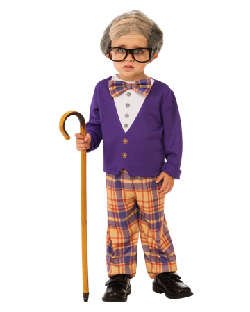 Grandfather Child Costume