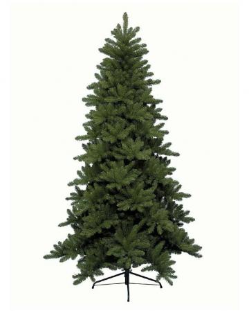 Grüner Christbaum mit Ständer 180 cm
