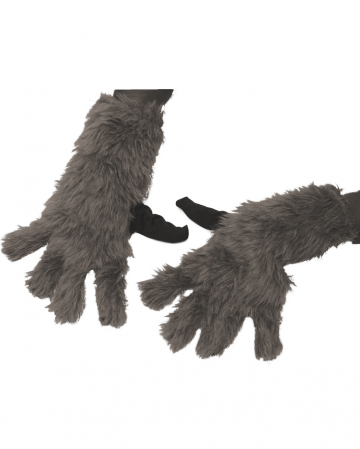 Guardians Rocket Raccoon Gloves
