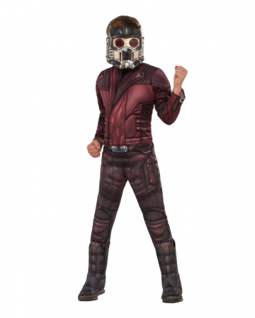 Guardians Star Lord Child Costume