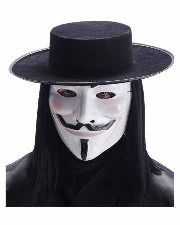 Guy Fawkes Faschingsmaske