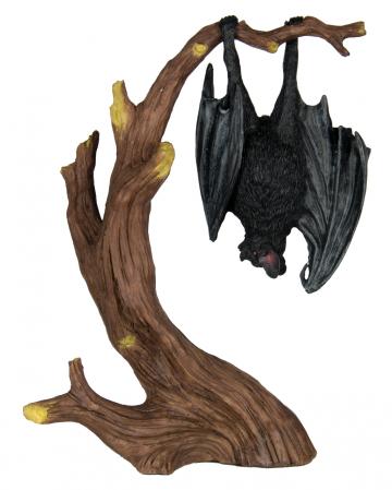 Hanging Bat On The Tree