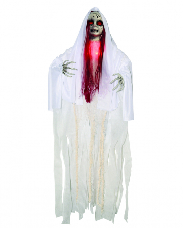 Hanging Ghost Doll With Lighting 100cm
