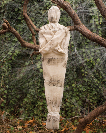 Hanging Mummy Garden Decoration 90 Cm