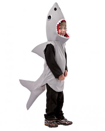 Süßer Haifisch Kinderkostüm