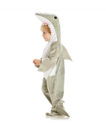 Weißer Hai Kinder Kostüm
