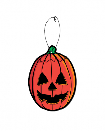 Halloween 3 Pumpkin Lufterfrischer