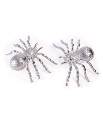 Deko Spinnen für Halloween 2 St.