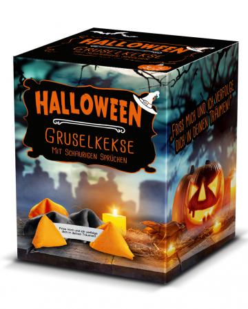 Halloween Creepy Cookies 10 Pcs.