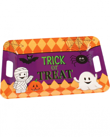 Halloween Tray Trick Or Treat