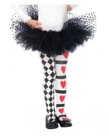 Harlequin Tights For Children