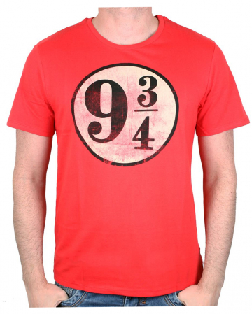Harry Potter - Gleis 9 3/4 Shirt