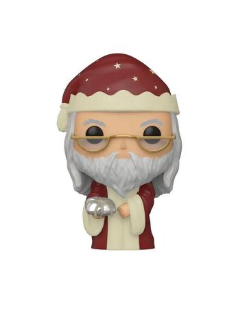 Harry Potter Holiday Dumbledore Funko POP! Figure