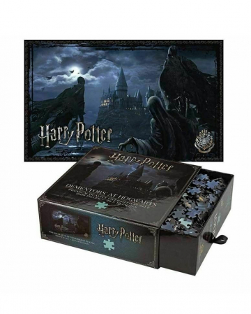 Harry Potter Dementors About Hogwarts Puzzle 1000 Pieces
