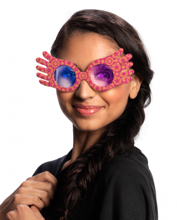 Harry Potter Luna Lovegood Magic Glasses
