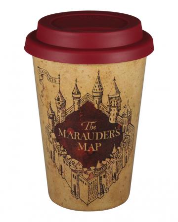 Harry Potter Marauders Map Travel Mug Huskup