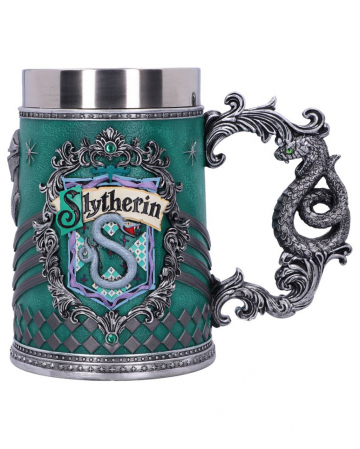 Harry Potter Slytherin Krug
