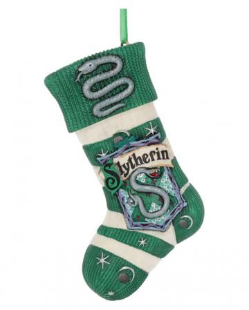 Harry Potter Slytherin Socke Christbaumkugel