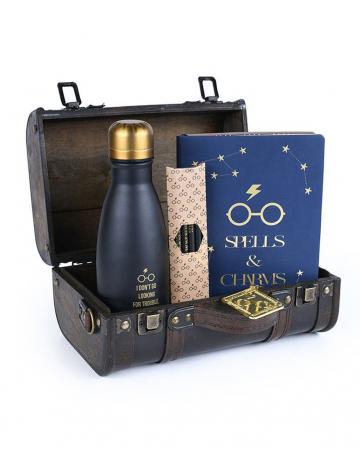 Harry Potter Trouble Finds Me Koffer Geschenkbox