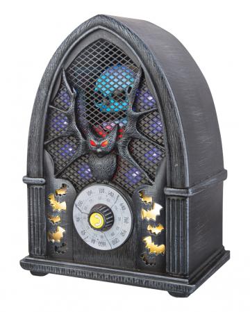 Haunted Halloween Radio With Sound