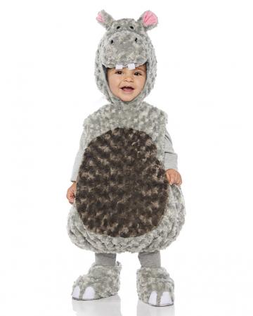 Hippo Toddler Costume