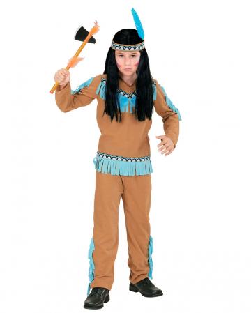 Hito Indian Child Costume