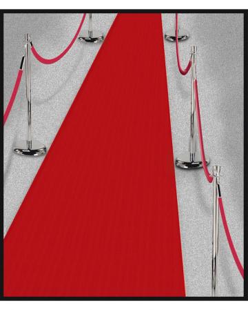 "Hollywood runner ""Red Carpet"""