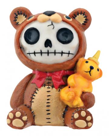Furrybones Figur - Honeybear klein