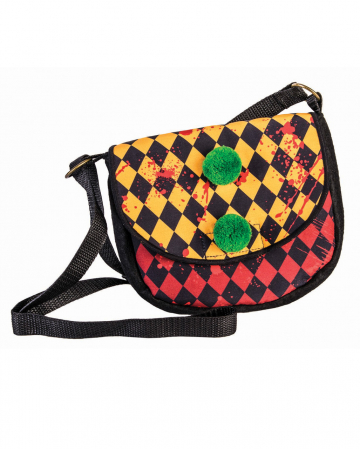Horror Clown Handbag