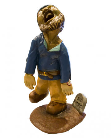 Horror Garden Gnome Zombie Ed